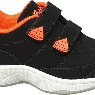 Bobbi-Shoes - Poltopánky na suchý zips