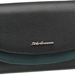 5th Avenue - Čierna kožená peňaženka 5th Avenue