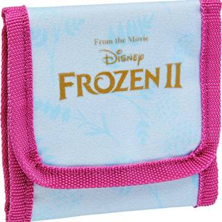 Disney Frozen - Modrá peňaženka Ľadové kráľovstvo