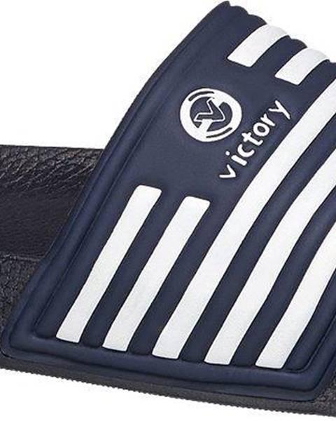 Modré sandále Victory