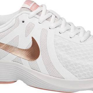 NIKE - Biele tenisky Nike Revolution 4