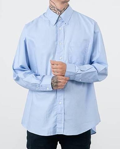 Modrá košeľa Our Legacy
