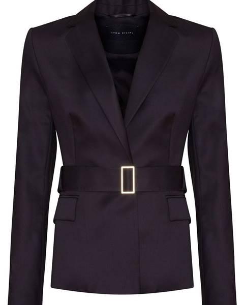 Čierne sako Pietro Filipi