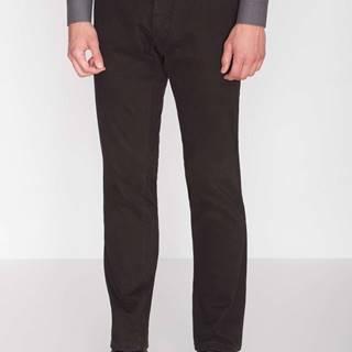 Pánske nohavice  hnedá