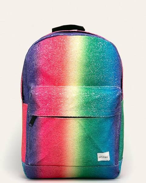 Viacfarebný batoh Spiral