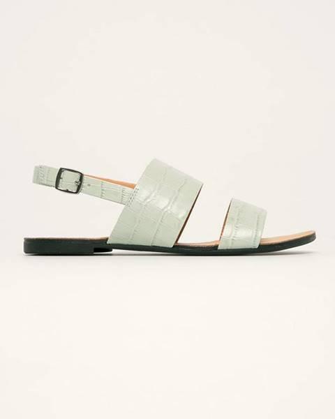 Tyrkysové sandále Vagabond
