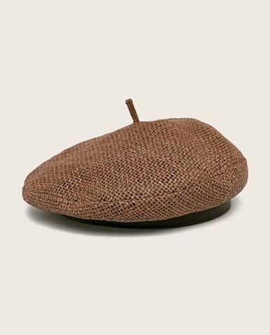 Hnedá čiapka Brixton
