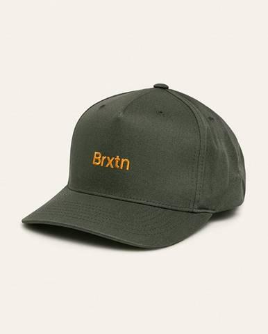 Zelená čiapka Brixton