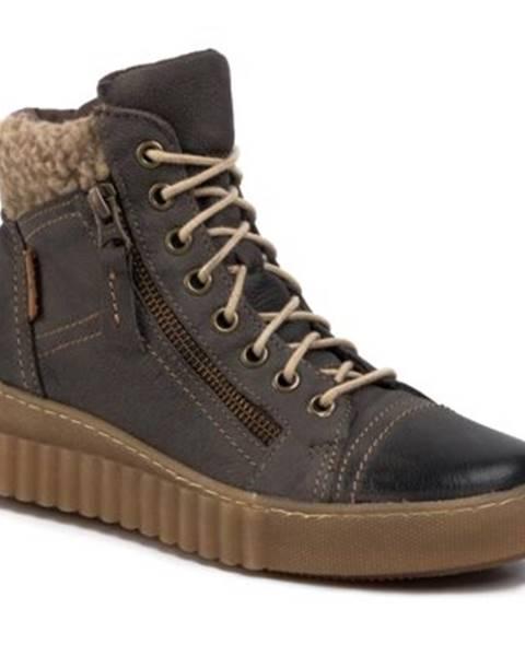 Khaki topánky