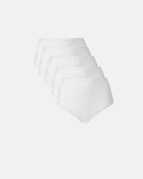 Biela spodná bielizeň M&Co