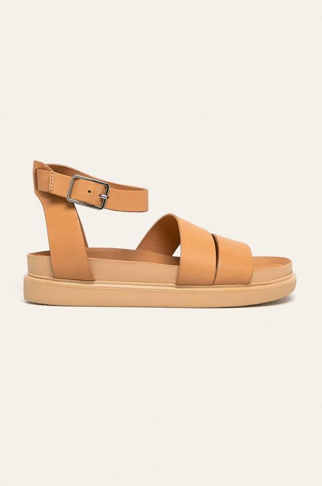 Vagabond Vagabond - Kožené sandále Erin