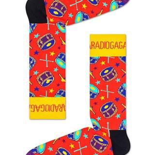 Happy Socks - Ponožky Radio Ga Ga x Queen