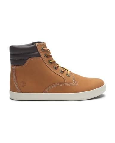 Hnedé členková obuv Timberland