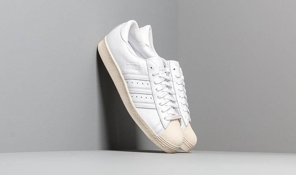adidas Originals adidas Superstar 80S Recon Ftw White/ Ftw White/ Off White