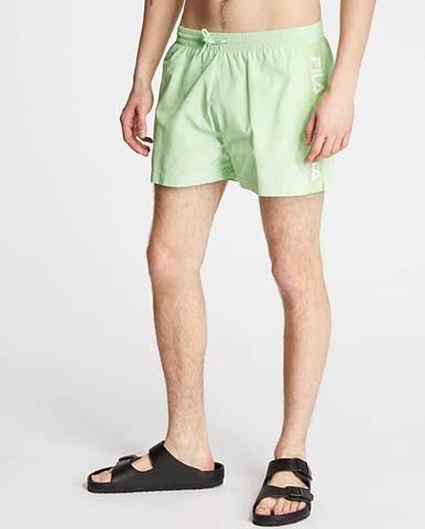 Zelené plavky Fila