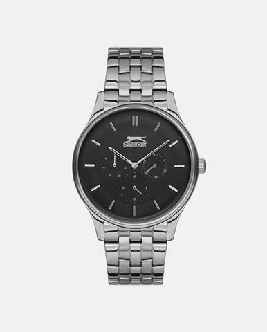 Strieborné hodinky slazenger