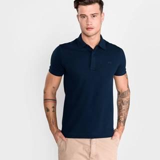 Lacoste  Lacoste Polo tričko Modrá