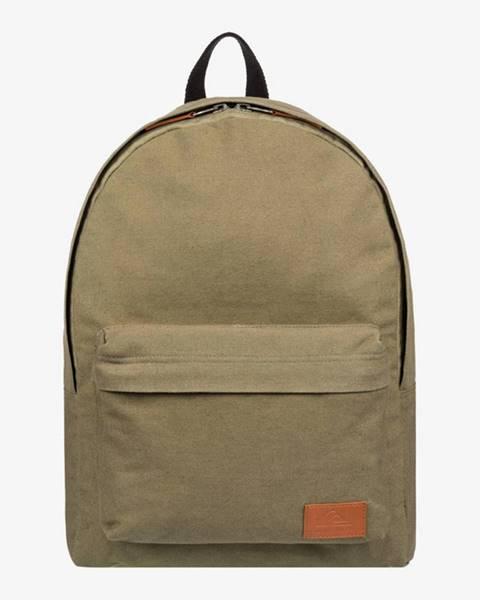 Zelený batoh Quiksilver