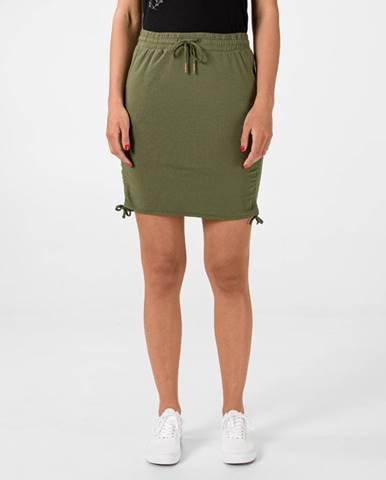 Zelená sukňa LOAP