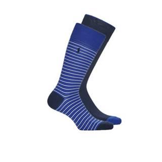Ponožky Polo Ralph Lauren  2PK THIN STR-CREW-2 PACK