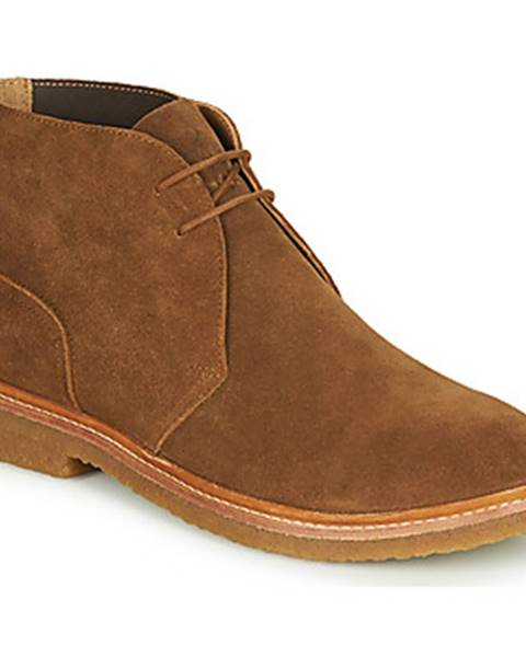 Hnedé topánky Polo Ralph Lauren