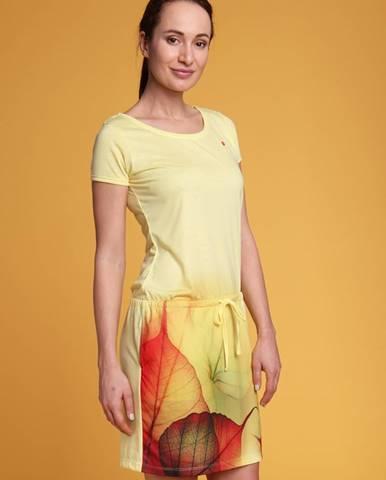 Žlté šaty LOAP