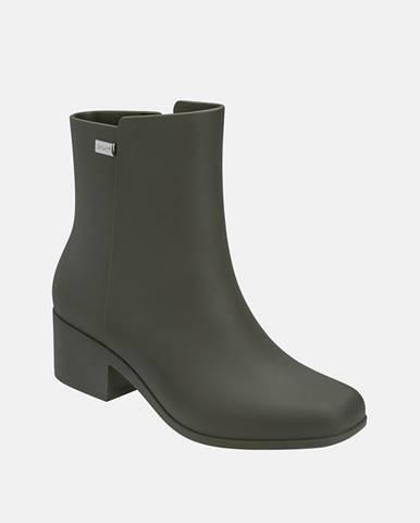 Kaki topánky Zaxy