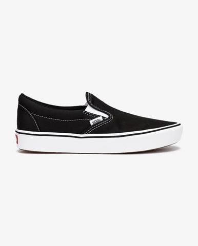 Čierne espadrilky Vans