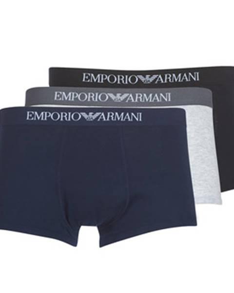 Čierna spodná bielizeň Emporio Armani