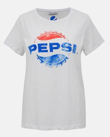 Biele tričko Noisy May