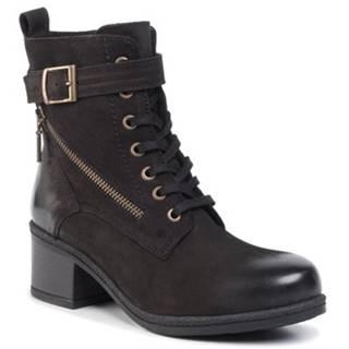 Šnurovacia obuv Lasocki WI23-DAJANA-04 nubuk,koža(useň) lícová