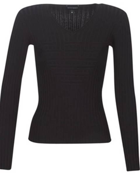 Čierny sveter Emporio Armani