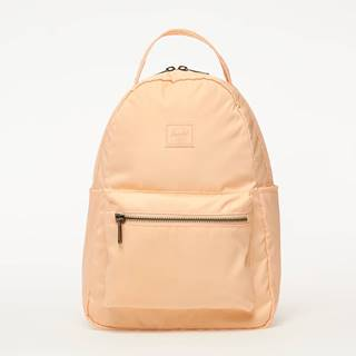 Herschel Supply Co. Nova Small Backpack Apricot Pastel Flight Satin