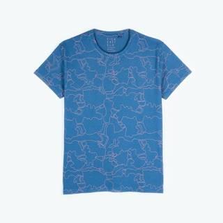 Potlačené tričko