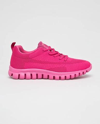 Ružové topánky Big Star