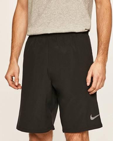 Čierne kraťasy Nike