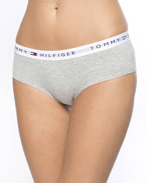 Sivé nohavičky Tommy Hilfiger