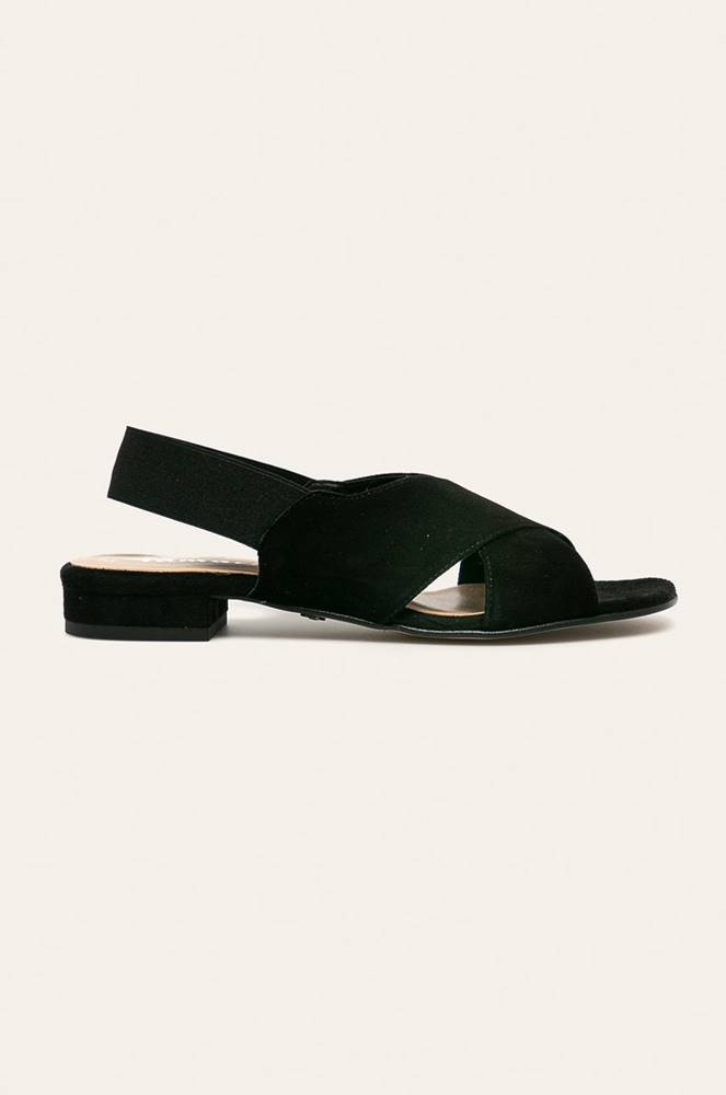 Tamaris Tamaris - Kožené sandále