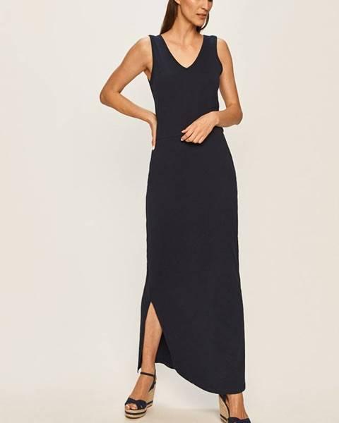 Tmavomodré šaty Vero Moda