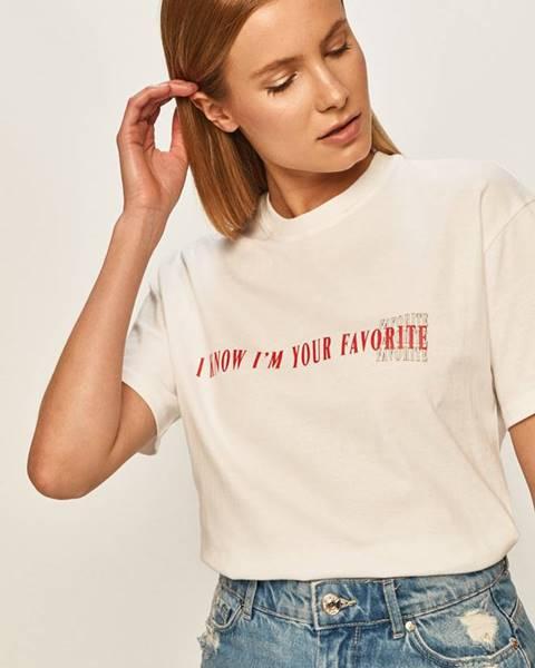 Biele tričko Local Heroes