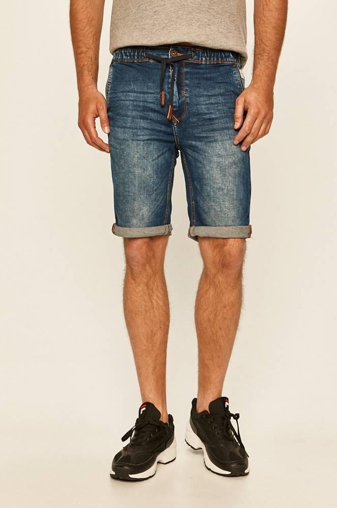 Blend Blend - Rifľové krátke nohavice