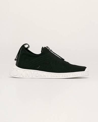 Čierne topánky DKNY