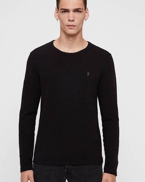 Čierne tričko AllSaints