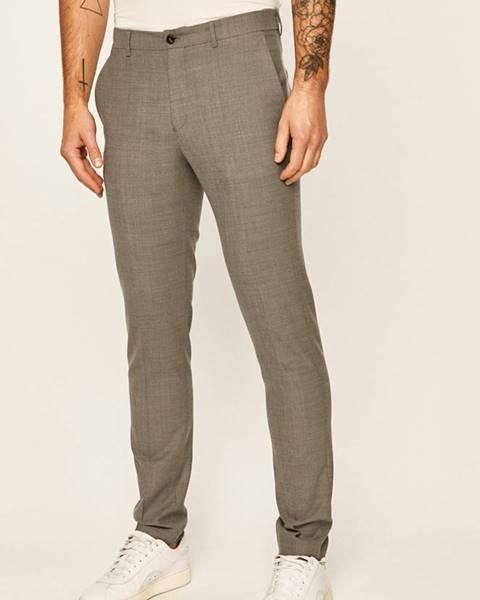 Sivé nohavice Premium by Jack&Jones