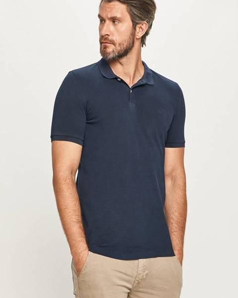 Tmavomodré tričko Marc O'Polo