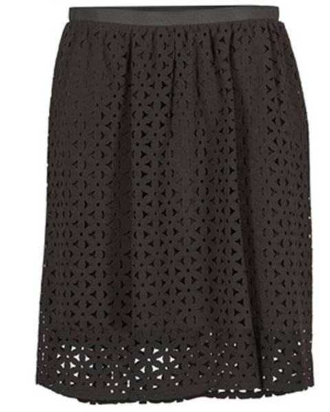 Čierna sukňa Naf Naf