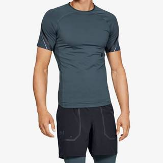 Under Armour RUSH™ Tričko Šedá