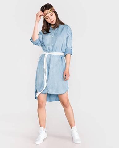 Modrá sukňa Replay