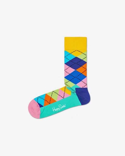 Viacfarebné ponožky Happy Socks