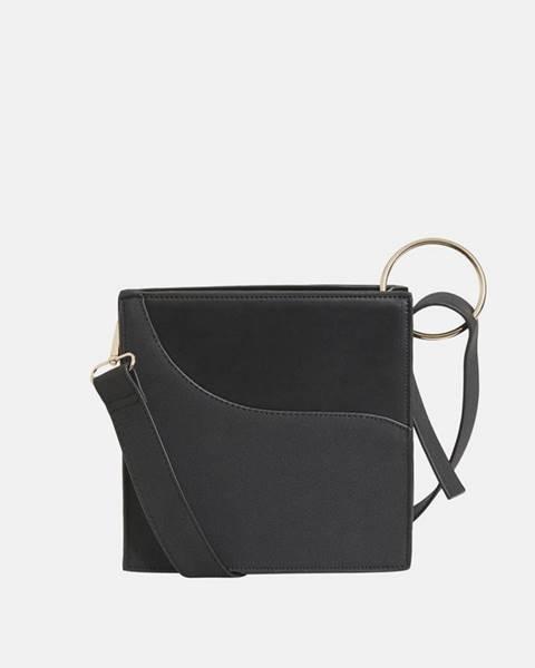Čierna kabelka .object